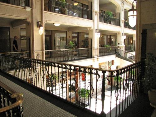 Grove Arcade, Asheville, NC